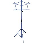 Hamilton Folding Music Stand (2 pc), Blue