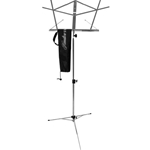 Hamilton Folding Music Stand (2 pc), Chrome