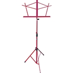 Hamilton Folding Music Stand (2 pc), Red