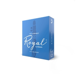 Bb Clarinet Reeds, Royal #3 (10 pk)