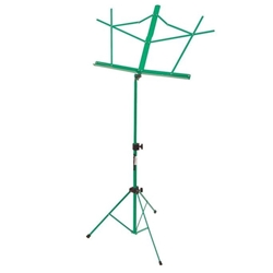 Hamilton Folding Music Stand (2 pc), Green